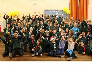Cub Scouts Celebrate Centenary at Epic Promise Parties taken place across Bexley