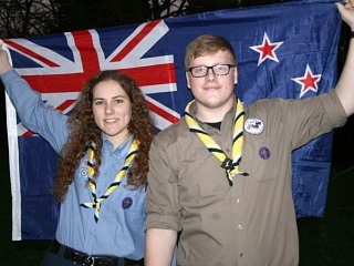 Bexley scouts jet off across the world to volunteer on Christmas Day